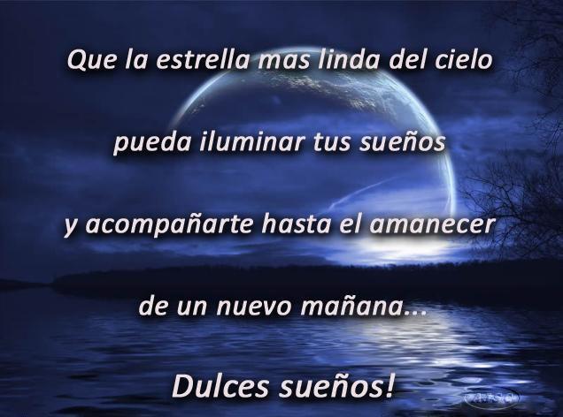 Buenas Noches - dulces sueños - Feliz Noche  (13)