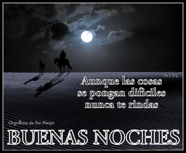 Buenas Noches - dulces sueños - Feliz Noche  (15)