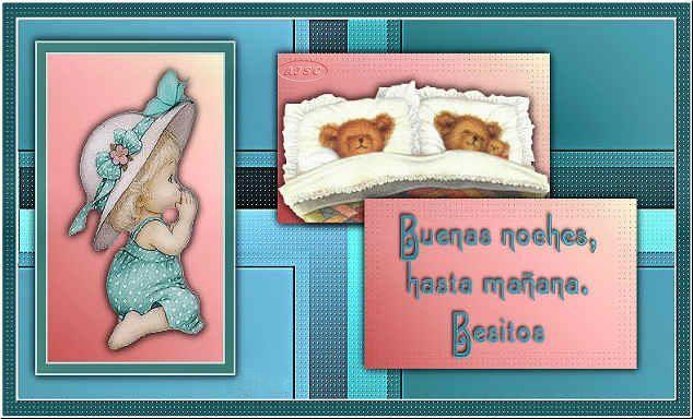 Buenas Noches - dulces sueños - Feliz Noche  (19)