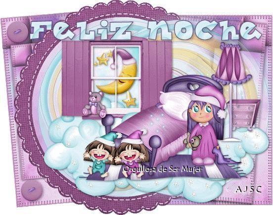 Buenas Noches - dulces sueños - Feliz Noche  (21)