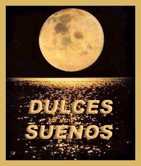 Buenas Noches - dulces sueños - Feliz Noche  (22)