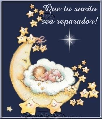 Buenas Noches - dulces sueños - Feliz Noche  (24)