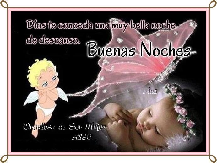 Buenas Noches - dulces sueños - Feliz Noche  (31)