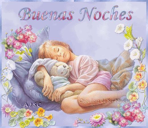 Buenas Noches - dulces sueños - Feliz Noche  (5)