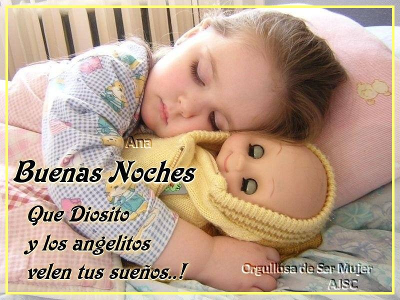 Buenas Noches - dulces sueños - Feliz Noche  (6)