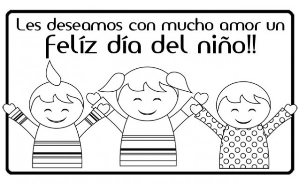Dibujos infantiles para el Día del Niño (12)