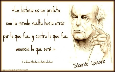 Eduardo Galeano Frases  (10)