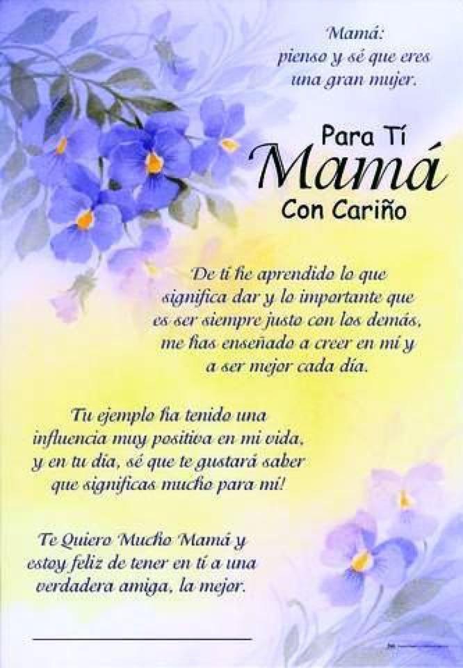 Felicidades Día de la Madre 2016 (18)