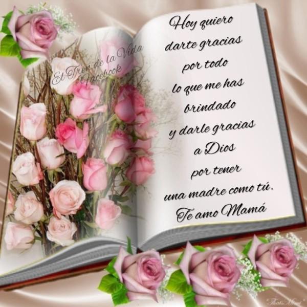 Frases Con Imágenes Del Día De La Madre Con Mensajes Bonitos Fraseshoy Org