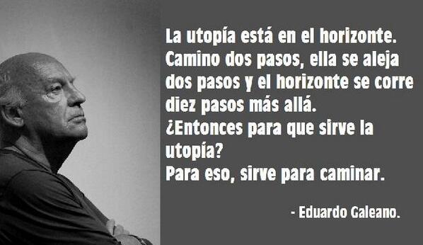 Pensamientos de Eduardo Galeano  (14)