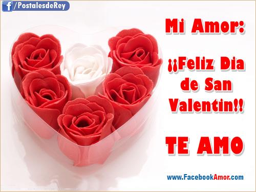 Tarjetas bonitas con mensajes de amor para el Día de San Valentín