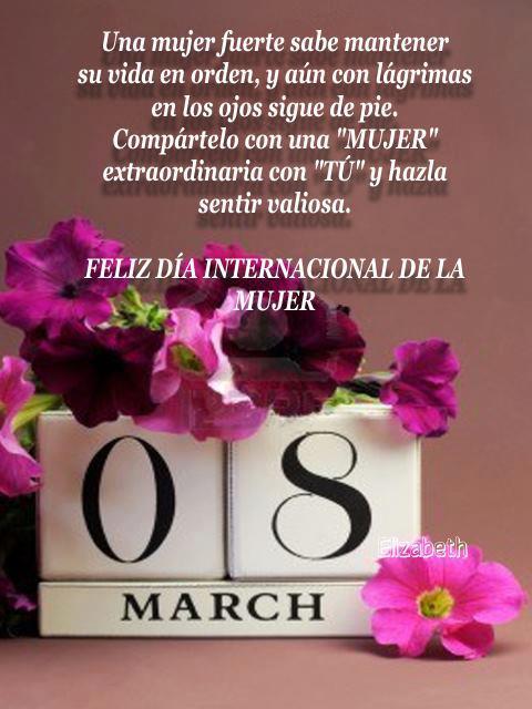 Feliz Dia Mujer frases con imagenes 8 de marzo (31)