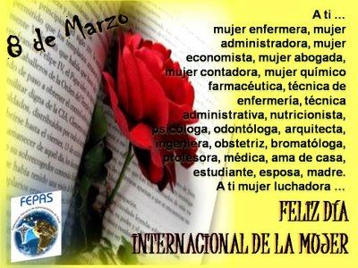 Feliz Dia Mujer frases con imagenes 8 de marzo (48)