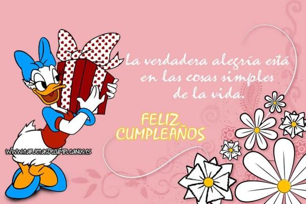Imágenes de Feliz Cumpleaños con dibujos  (17)