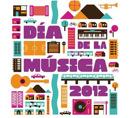 Imágenes, frases y mensajes Día de la Musica  (2)