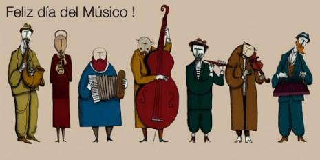 Imágenes, frases y mensajes Día de la Musica  (23)