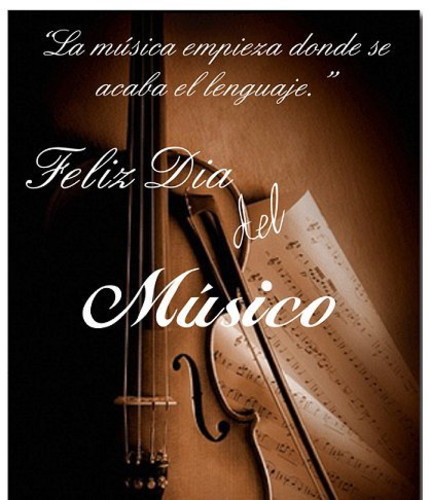 Imágenes, frases y mensajes Día de la Musica  (28)