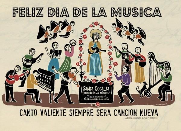 Imágenes, frases y mensajes Día de la Musica  (38)