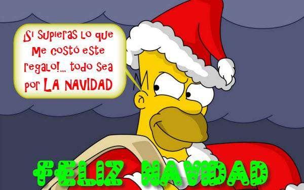 feliz-navidad-homero-simpson