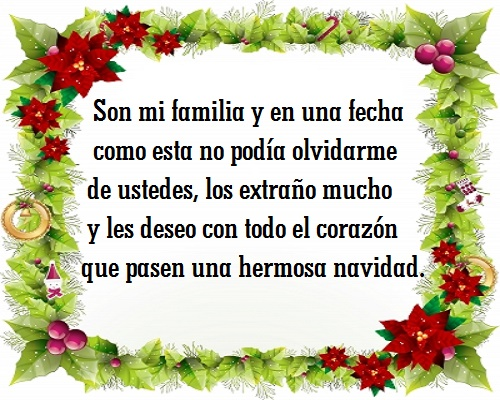 Frases Para Felicitar La Navidad A La Familia.Tarjetas Navidenas Con Frases Para Whatsapp De Feliz Navidad