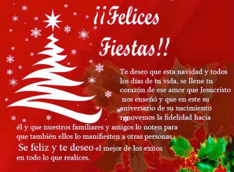 Tarjetas Navidenas Con Frases Para Whatsapp De Feliz Navidad