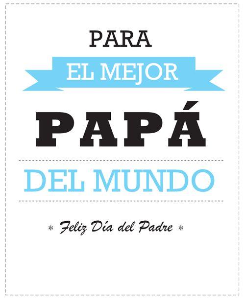 Imágenes Con Frases Para Dedicar El Día Del Padre