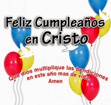 Mensajes Cristianos Con Frases De Feliz Cumpleaños Para