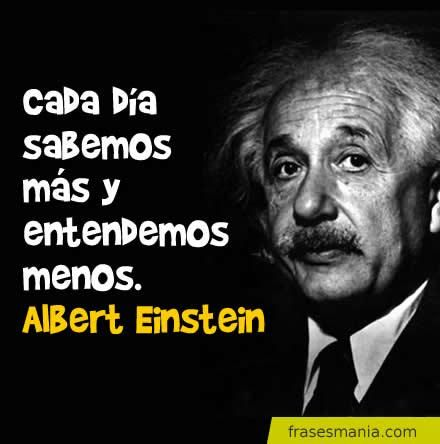 30 imágenes maravillosas con frases de Albert Einstein