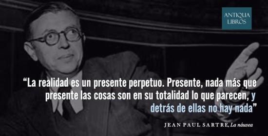 Imágenes Con Frases Bellas De Jean Paul Sartre Para
