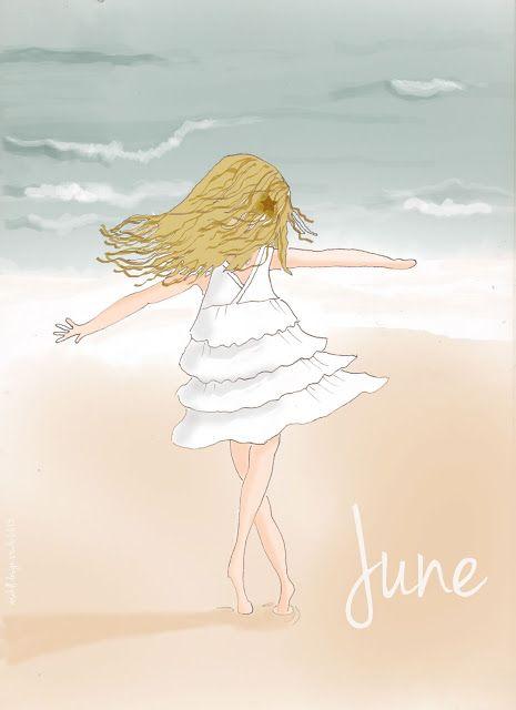 Frases de Bienvenido Junio con imágenes y bonitos mensajes
