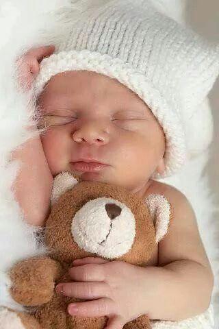 Imágenes De Bebés Recien Nacidos Niñas Y Niños Muy Tiernos