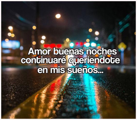 Mensajes Y Frases De Buenas Noches Mi Amor En Imagenes Para Dedicar