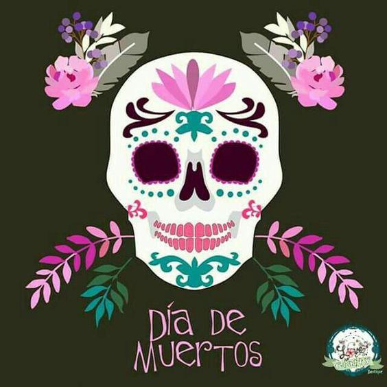Imágenes Del Día De Muertos Con Calaveras Frases Y Leyendas