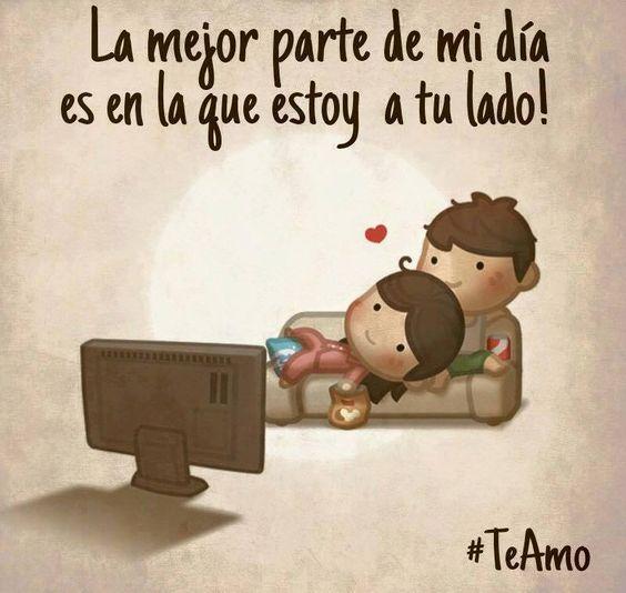 Imagenes Con La Frase Te Amo Mi Amor Hoy Manana Y Siempre