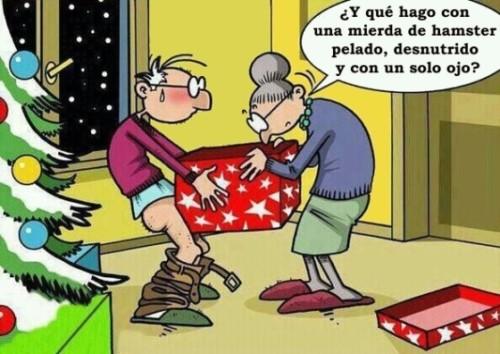 Imágenes Chistosas Frases Graciosas Para Navidad Y Año Nuevo