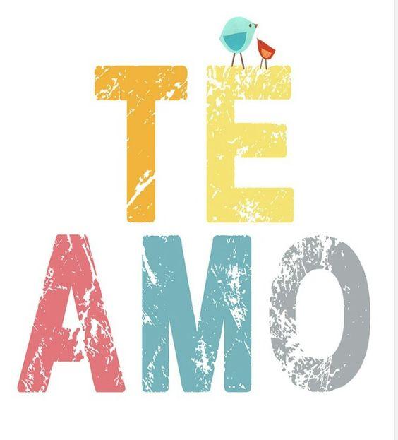 "47 Imágenes de Amor con la frase ""Te amo"" | FrasesHoy.org"