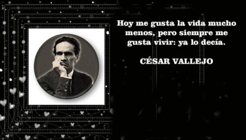 Imágenes Frases Y Poemas De César Vallejo Fraseshoyorg