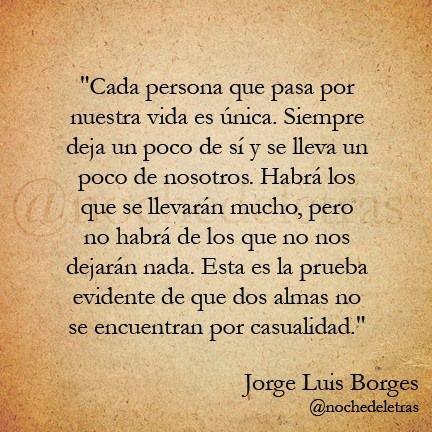50 Frases Y Reflexiones De Jorge Luis Borges Para Whatsapp