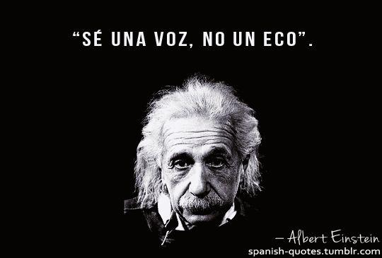 Imágenes Con Frases De Albert Einstein Para Descargar