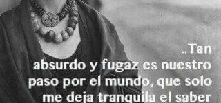 Frases de Frida kahlo sobre el amor, el dolor y la vida