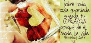 Arco iris con frases, pensamientos y proverbios