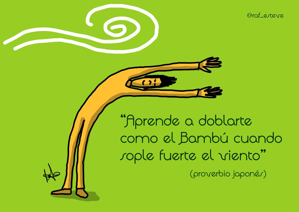 Arco iris con frases pensamientos y proverbios - Como se planta el bambu ...