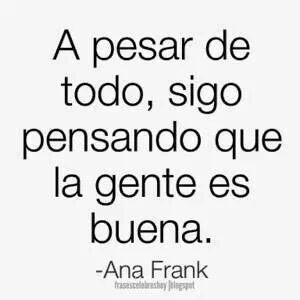 Ana Frank Frases Imágenes E Información Fraseshoyorg