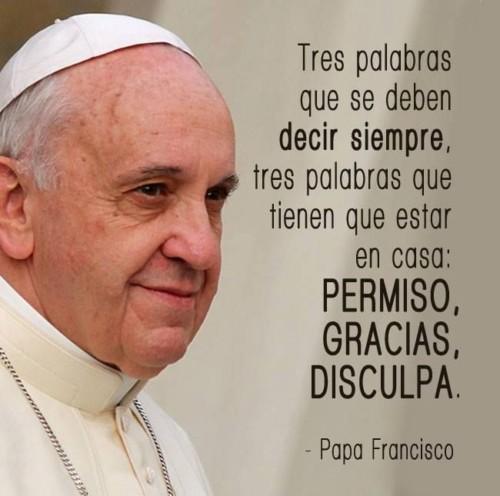 Imágenes Con Frases Del Papa Francisco Sobre Fe Paz Educación Y Trabajo Fraseshoy Org