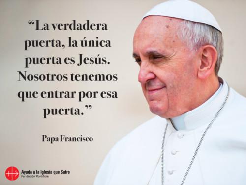 Imágenes Con Frases Del Papa Francisco Sobre Fe Paz
