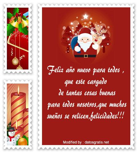 Tarjetas De Año Nuevo Con Frases Para Whatsapp De Feliz Año