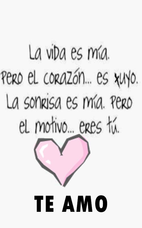 Frases De Amor Cortas Bonitas Y Romanticas Fraseshoy Org