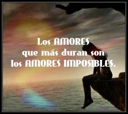 Frases De Amor Imposible Cortas Frases Hoy