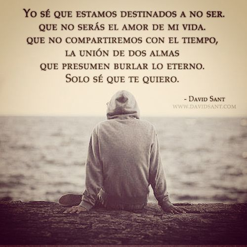 Poemas Frases Amores Imposibles Frases Hoy