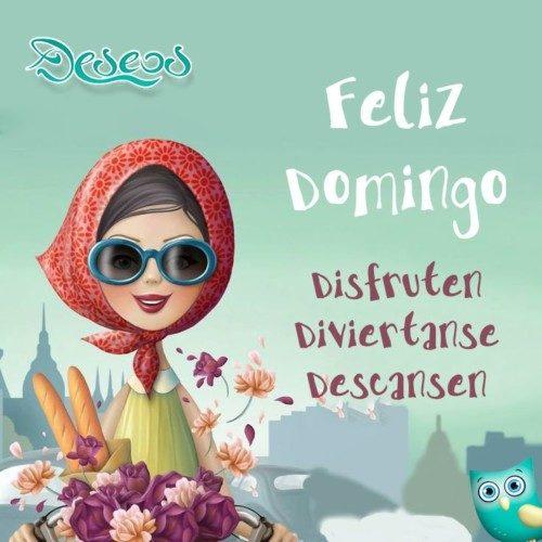 Imágenes De Feliz Domingo Gifs Frases Y Mensajes Bonitos